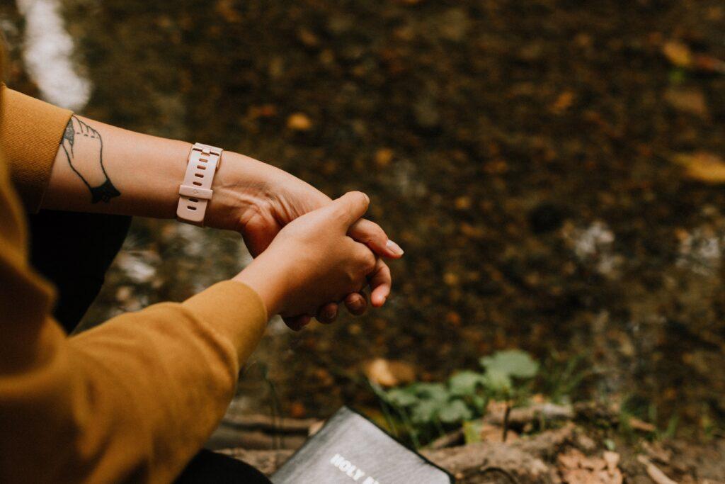 Week 3 of Lent: Pray