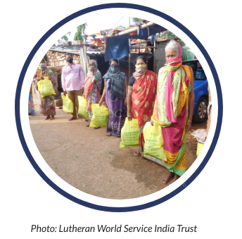 Crisis in India and Lutheran Response
