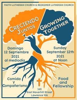 Growing Together/Creciendo Juntos